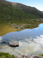 Backhouse Tarn, Tarn Shelf, Mt Field National Park - 13th February 2009