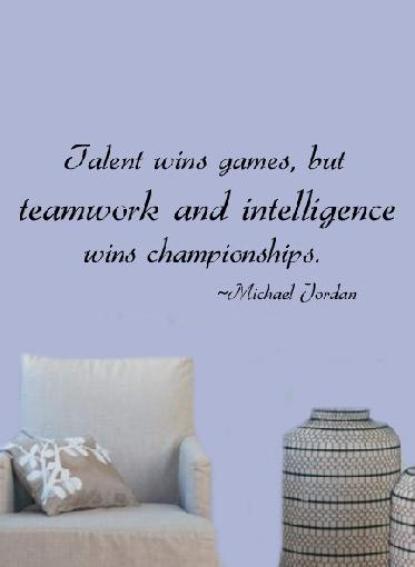 Teamwork Quotes and Proverbs