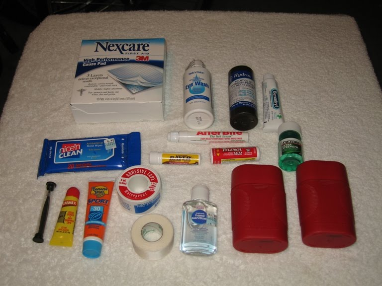 Most important things in a first aid kit emmylou