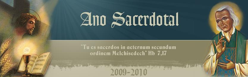 Ano Sacedotal Br