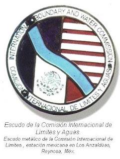 Escudo Comision Internacional de Limites