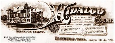 Condado de Hidalgo Texas