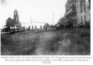 Palacio Municipal siglo XIX