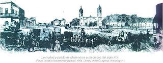 Ciudad y puerto de Matamoros