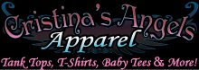 Shop for Cristina's Angels Apparel
