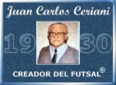 Pgina dedicada al padre del Futsal.
