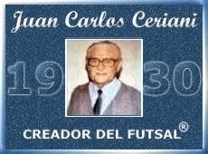 Página dedicada al padre del Futsal.