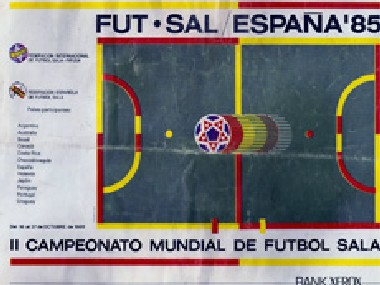 II Mundial Espaa 85