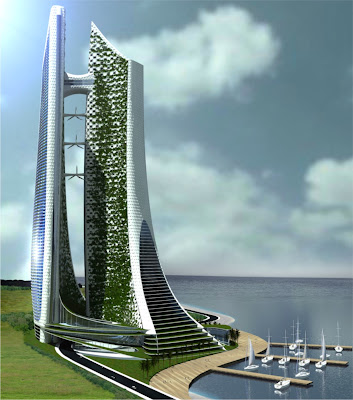 ECO-CYBERNETIC CITY