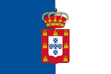 Bandeira Azul e Branca