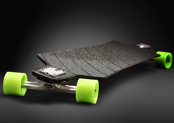 Carbon Fiber Skateboard