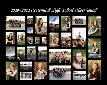 CHS Cheer Collage