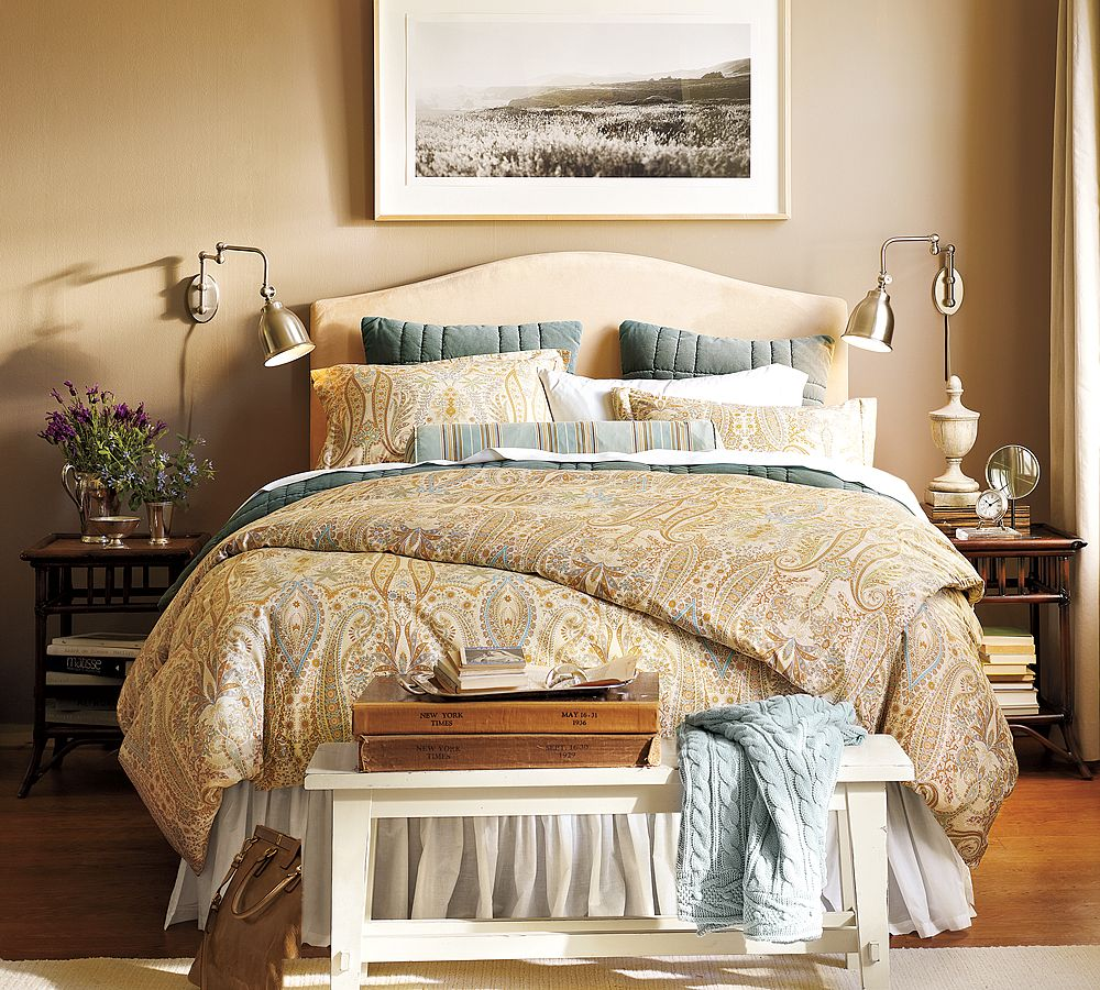 The journey of parenthood are you ready for some color for Pottery barn bedroom designs