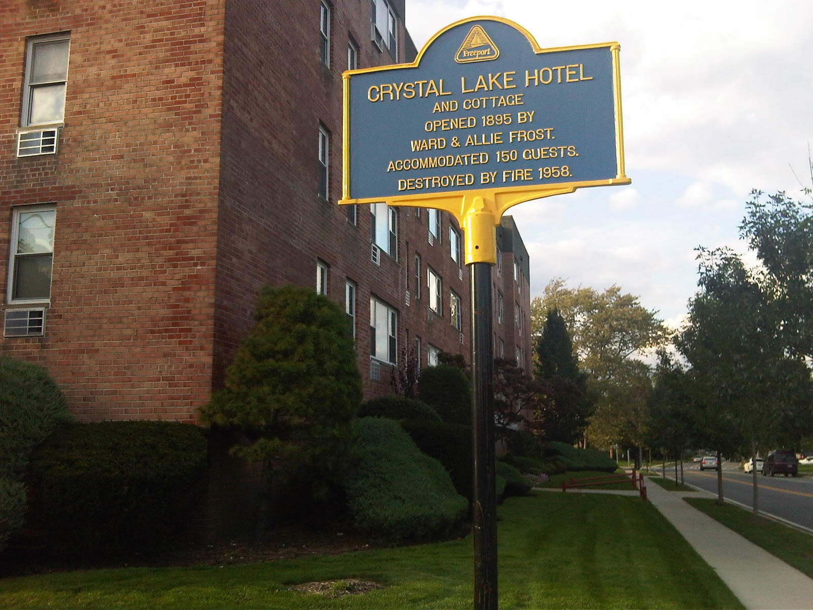Taking A Tour Of Historic Freeport The Crystal Lake Hotel