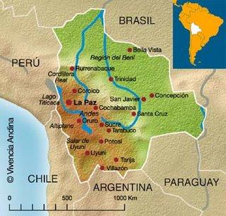 IMAGEN DEL MAPA DE LA CULTURA TIAHUANACO