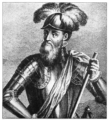 Ilustración de Francisco Pizarro