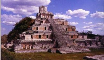 Los Toltecas y el Nuevo Imperio Maya