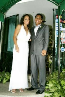 Matrimonio de Sara Manrique y Tenchi Ugaz