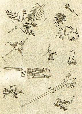 Imágenes de las Líneas de Nazca