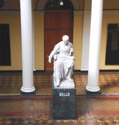 Monumento de Andrés Bello