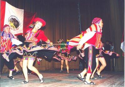 Danza Valicha