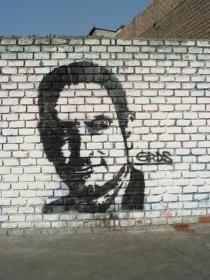 Grafiti de Alex Kouri