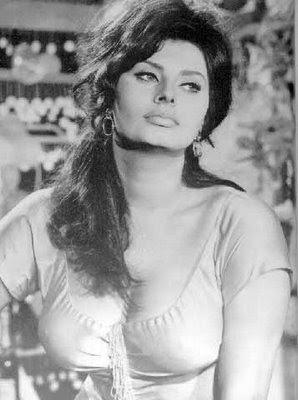 Actriz Sophia Loren