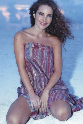 Actriz Virna Flores