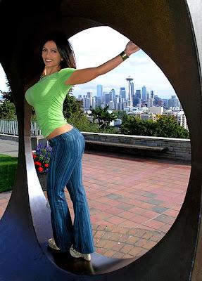 Modelo Denise Milani