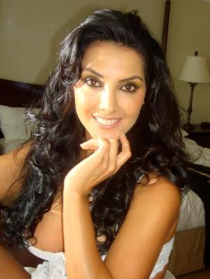 Modelo Liliana Lozano