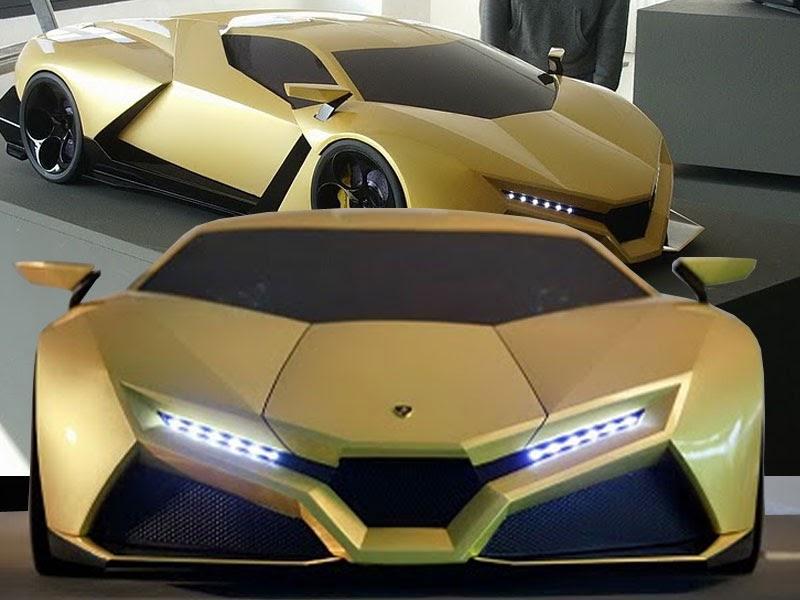 2010 Lamborghini Concept S photo - 2