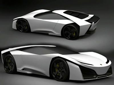 Sport  Hybrids on Lamborghini Sports Car Concept For 2016 Madura Hybrid   Sport Cars And