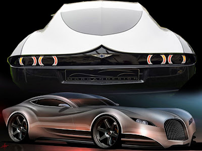 Sport  Nicknames on Morgan Concept Car Evagt Sports Cars 2012