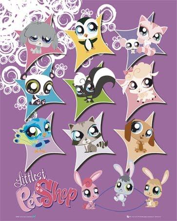 littlest pet shop  posters