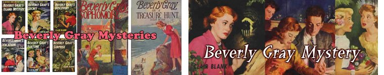 Beverly Gray Mysteries