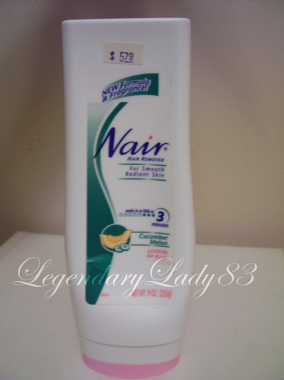 Veet Vs Nair Cream