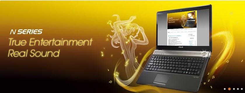 Notebook ASUS N71