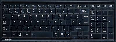Toshiba C660D-10L tastatura