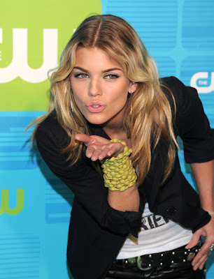 AnnaLynne McCord Beaded Bracelet