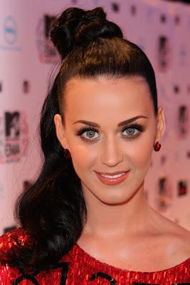 Katy Perry Gemstone Studs