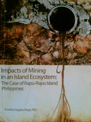 Book on  Mining in Rapu-Rapu