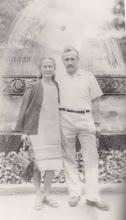 Fred Iltis con la moglie Julia