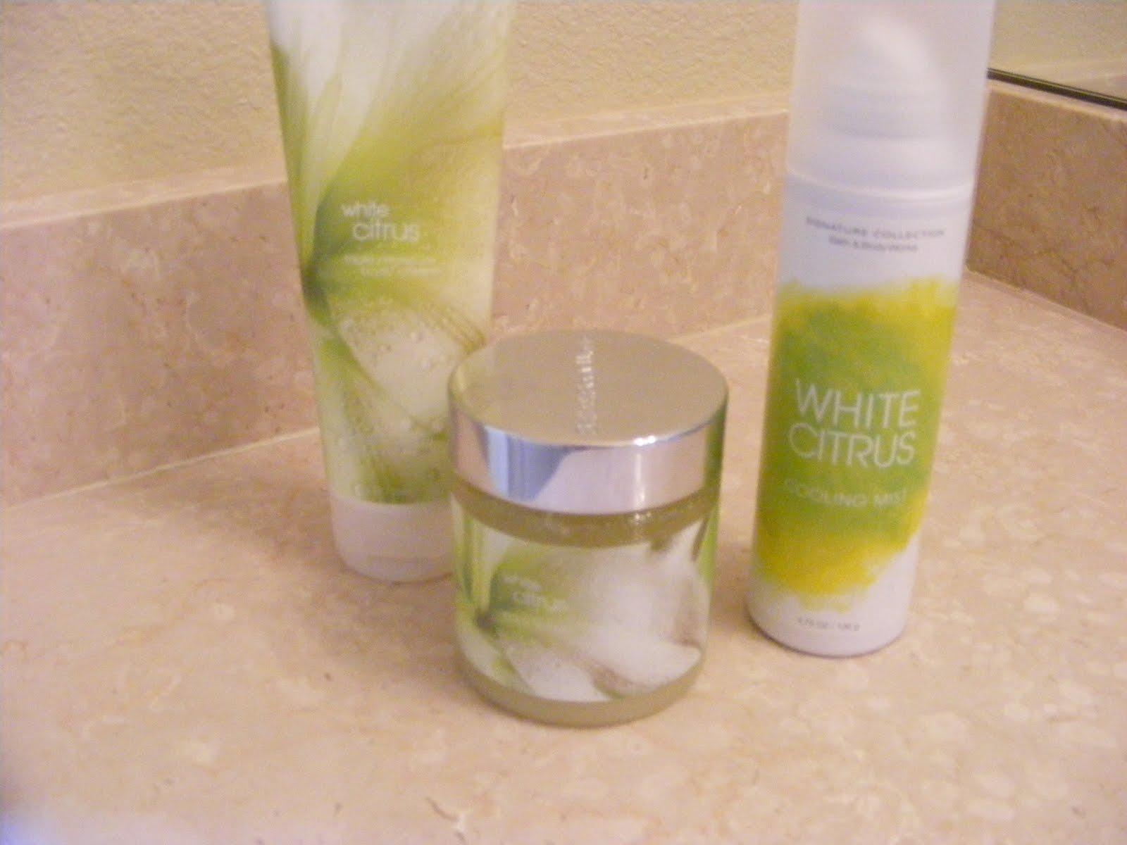 Bath And Body Works White Citrus Room Spray