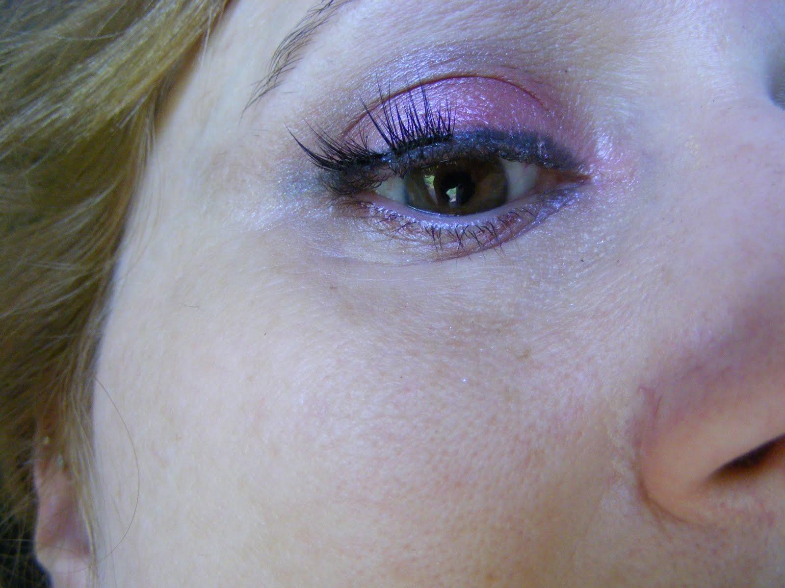 False Eyelashes Libbys Pink Vanity