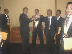 Yudisium di Pekanbaru..thn 2008