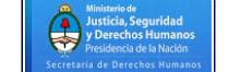 Secretaría DH Nación