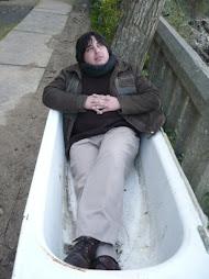 Relfexiones en tina.