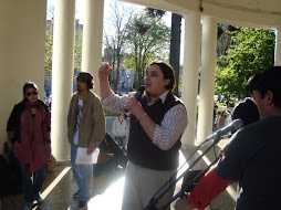 Discursiando en Plaza Independencia (2009)