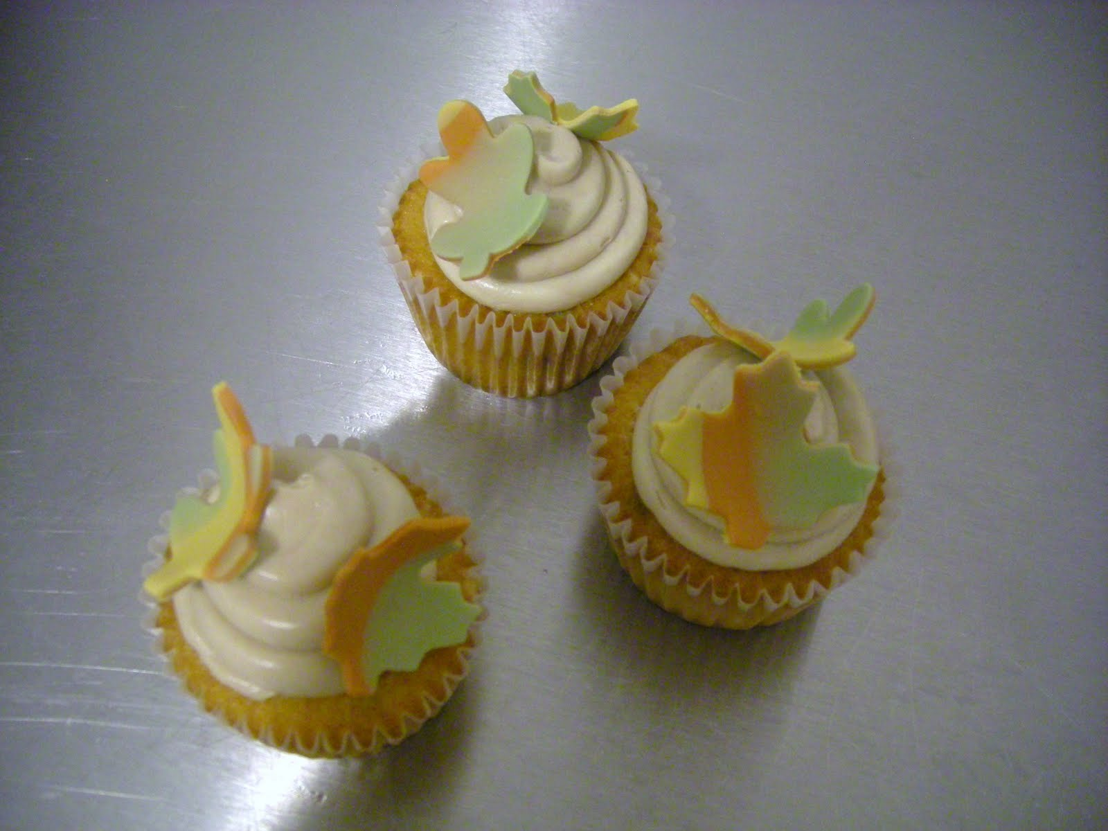 Pastry Girl Cakes Blog Fall Wedding Cupcakes