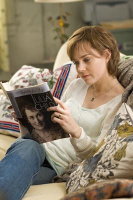 Amy Adams as Julie Powell - Julie & Julia Movie